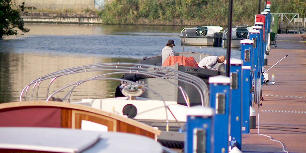 Electric boating is here to stay.