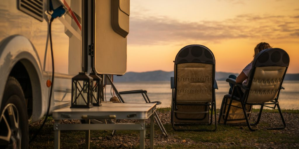 How do you settle payments in your recreation area?